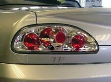 ROVER MGF & MG TF (95-05) REAR TAIL LIGHTS - CHROME LEXUS (PAIR)