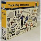 ITALERI 1:24 KIT ACCESSORI CAMION TRUCK SHOP ACCESSORIES CON DECALS ART 764