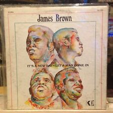 EXC LP~JAMES BROWN~It's A New Day So Let A Man Come In And Do the Popcorn~{1970]