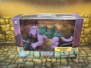 Loyal Subjects Flocked Panthor Masters of the Universe Hot Topic Exclusive