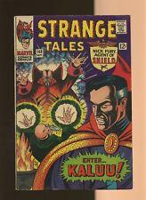 Strange Tales 148 VG 4.0 *1* Nick Fury! Dr. Strange! 1st Full Kaluu! Jack Kirby!
