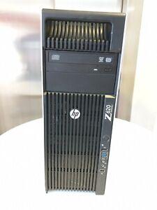 HP Z620 Intel Xeon E5-2670-2.6GHz-Core 8- 64GB RAM Nvidia Quadro FX1800