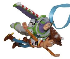 Buzz Woody Pixar Sketchbook Ornament Disney Store 30th Anniversary LE Toy Story