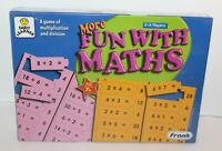 More Fun With Maths A Game Of Multiplication And Division New Early Learner 7+