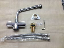 Bristan Manhattan Monobloc Sink Mixer Chrome MH SNK EF C ** NEW EASYFIT MODEL **