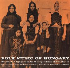 Various Artists - Folk Music of Hungary / Various [New CD]