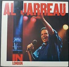 AL JARREAU - IN LONDON - JAZZ FUNK VINYL LP