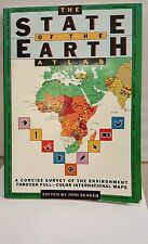 Atlas Survey of the State of the Earth Prentice Hall World Geography 1993 Book