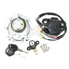 Ignition Switch Lock Set & Gas Cap Fit For Yamaha YZF R6 2003-2005 R6S 2006-2009