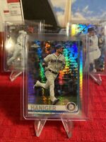 2019 TOPPS CHROME MITCH HANIGER *PRISM REFRACTOR* #138 SEATTLE MARINERS