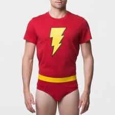 Underoos Mens Shazam! Shirt & Briefs Set NIB Available Separately S,M,L,XL,2XL