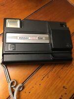 KODAK Tele-Disc Vintage Camera with Wrist Strap