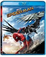 SPIDERMAN HOMECOMING - BLU RAY ***NUOVO***