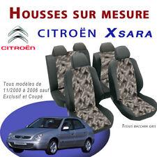 Housses de sièges sur mesure pour Citroën Xsara