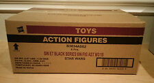 "Hasbro Star Wars Black Series 6"" Episode 7 VII Set of 6 figs Sealed Case. Wave 3"
