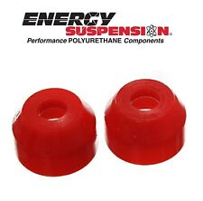 Energy Suspension 9.13101R Tie Rod End Dut Boot Set Polyurethane OE Style