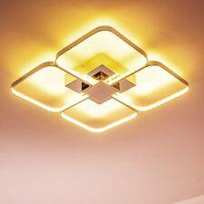 Plafonnier Design LED Lampe à suspension Chrome Lustre Éclairage de salon 129451