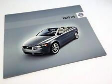 2008 Volvo C70 Brochure