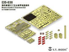 ET MODEL 1/35 #E35038 M1117 Guardian ASV Detail Up Set for Trumpeter 01541