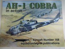 SCUADRON/SIGNAL PUBLICATIONS, IN ACCION Nº 168 AH-1 COBRA