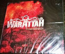 CD METAL WARATTAH - HATRED AND STRENGTH (2011) DIGIPACK NEUF FRANCE