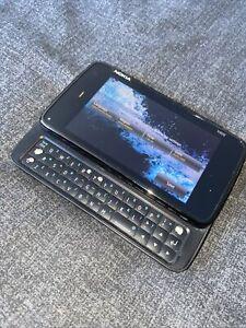 Nokia N900 - 32GB - Black Smartphone