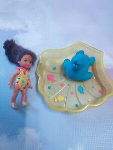 Barbie Doll MARISA friend of KELLY Pool Fun 1996-rare