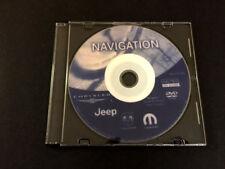 Chrysler Dodge Jeep REC RB1 GPS Navigation Map Update Disc-05064033AL