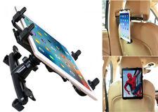 Universal Adjustable Car Headrest Backseat Holder Mount Stand 360° for Tablet