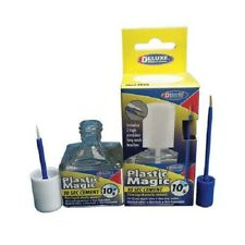Plastic Magic 10 Second Cement 40ml Bottle - Deluxe Materials #AD83  vmf121