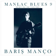 Baris Manco - Manlac Blues 9 (new release 1965-66 demo recordings) SEALED VINYL