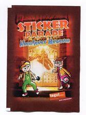 10 Sammelbilder Tegut - Sticker Abenteuer Museum -  TOPZUSTAND  (Restposten)