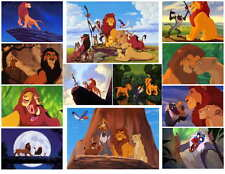 LION KING PHOTO-FRIDGE MAGNETS  12 IMAGES