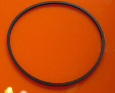 44 mm. DIAMETRO x 1,2 mm. SQUARE Gomma Drive Belt CASSETTA, 8 TRACK voci Audio