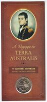 2014 Voyage to TERRA AUSTRALIS $1 Coin 'C' Canberra Mintmark