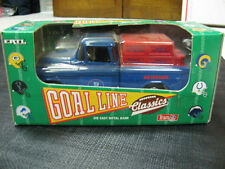 1994 Ertl New York Giants Truck Goal Line Classics Metal Coin Bank Vintage New