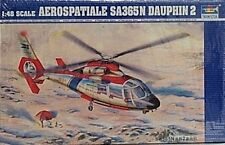 Trumpeter 1/48 Aerospatiale SA365N Daupin 2 Helicopter New 2816