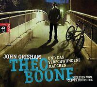 Theo Boone und das verschwundene Mädchen: Band 2 (Jugendbücher - Theo Boone, Ban