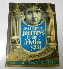 1985 Jim Harter JOURNEYS IN THE MYTHIC SEA Grapic Novel FN 58 pgs Harmony NY