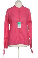 Napapijri Bluse Damen Oberteil Hemd Gr. S Baumwolle pink #ccd1a36
