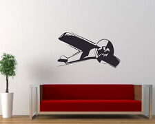 Airliner Airplane Vinyl Wall Decal Sticker Removable Graphic 1