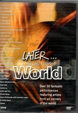 LATER WITH JOOLS HOLLAND 30 FANTASTIC PERFORMANCES FEATURING ARTIST DVD 2005