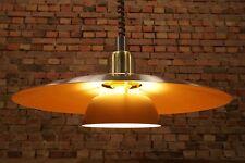 70er DANISH DECKENLAMPE PENDELLAMPE PENDANT LAMP LEUCHTE HÄNGELAMPE LAMPE C47