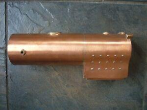 Model Steam Boiler for 3.5 inch gauge Juliet Live Steam Locomotive Unused.