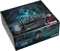 Harry Potter The Goblet of Fire Trading Card Box [Update Edition]