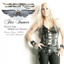 DORO - FUER IMMER - 2LP PICTURE DISC VINYL NEW SEALED 2017