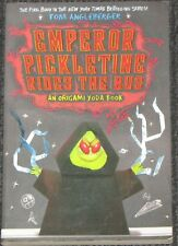 Book 'Emperor Pickletine Rides the Bus' by Tom Angleberger (Paperback2014)