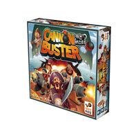 Jeu de société : Cannon Buster - Pixie Games - 8 ans + - 2-4 joueurs