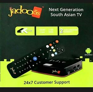New Jadoo TVbox Unlimited Subscription Farsi Urdu Hindi Dari Punjabi Bangla Eng