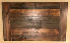 Reclaimed Wood Table Top 24X48 Urban Rustic Restaurant Farmhouse Shabby Chic